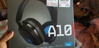 Astro A10 Wired Headset Ps4