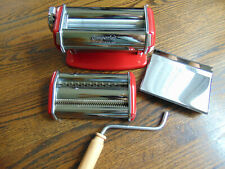 IMPERIA PASTA MAKER MADE IN ITALY RED