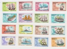 Ships, Boats Australian Christmas Island Stamps