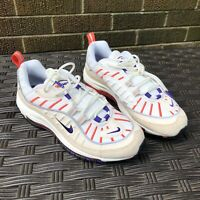 NIKE AIR MAX 98 (GS) UNISEX--SIZE: 7Y /WMNS 8.5 #BV4872 100 Shoes