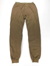 US Military Cold Weather Coyote Drawers Polypropylene Pants XXL XX-Large NWOT