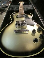 Epiphone Custom Pro Silverburst Les Paul - Ltd Edition - Mint & Beautiful