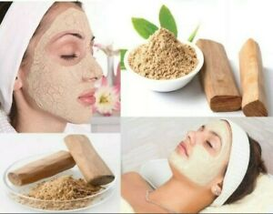 PURE ORGANIC SANDALWOOD POWDER  WRINKLE ACNE PIMPLES  AYURVEDA FACE MASK/CHANDAN