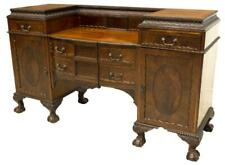 Sideboard, English Chippendale Style, Mahogany, Early 1900s, Stunning!!!
