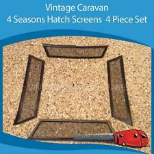 Caravan 4 Seasons Hatch Insect Screen ( 4 Piece Set )  Vintage Golf, Franklin