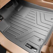Chevy Silverado 3500 01-06 MaxFloormat 1st & 2nd Row Gray Floor Liner Set