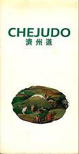Chejudo Cheju Island Do South Korea Tourist Association Book Sports Culture