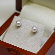 6mm Pearl Earring Studs