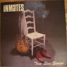 THE INMATES - True Live Stories - LP - France - Power Pop Barrie Masters  L@@K
