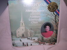 Christmas with Marilyn Horne and the Mormon Tabernacle Choir CBS Records NM /VG+