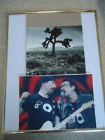 U2 THE JOSHUA TREE WORLD TOUR PROGRAMME 1986 MINT+ RARE PHOTO  TWO GEMS VALUABLE