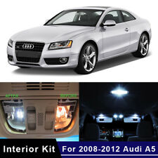 17x Canbus White LED Lights Interior Package Kit For 2008-2012 Audi A5 S5
