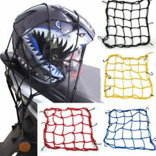 Motorcycle Tank Protection Net Helmet Basketball Net Resiliency Web Luggage Rope