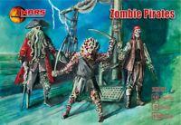 Mars Figures 32021 - 1/32 Zombie Pirates (15 figure/8 poses), scale model kit