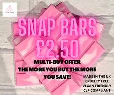 HIGH QUALITY STRONG SCENTED WAX MELTS SNAP BAR💜MULTIBUY OFFERS!💜100+ SCENTS