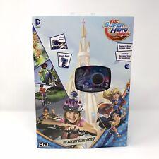 Super Hero Girls HD Action Camcorder Adventure Camera  Video Outdoor Play