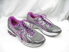 Asics purple grey 11M GT-2170 T256N womens ladies running sneakers shoes