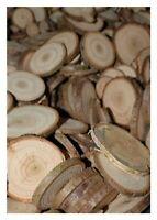 50 + 5 gratis -  2 - 5 cm Astscheiben Baumscheiben Holzscheiben, Deko, basteln
