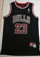 JORDAN CAMISETA DE LA NBA DE LOS BULLS NEGRA. TALLA S,M,L,XL,2XL.
