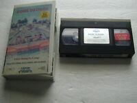 DOOR TO DOOR 1985 MEDIA HOME ENTERTAINMENT VHS RARE OOP HTF