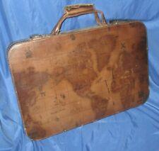 EPCOT Original Disney Resort Cast Member Prop ~World Luggage/Brief Case