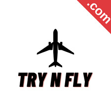 TRYNFLY.com 7 Letter Premium Short .Com Marketable Domain Name