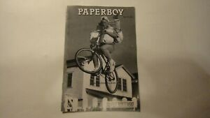Snes Paperboy 2 Instruction Manual  Booklet Only Super Nintendo SNES