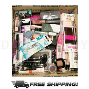 Wholesale Mixed MAKEUP BEAUTY Tools Maybelline CoverGirl Revlon Lot of 50 PCS