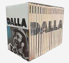 20 Dvd Box Cofanetto LUCIO DALLA ♪ DOV'È LA STRADA PER LE STELLE completa nuovo