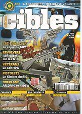 CIBLES N°460 GSG-5 EN 22LR / LES N3 / COLT 1917 / KIMBER DU SIS /AR OA10 EN 308W