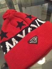 10 DEEP VICTORY NUMERALS KNIT BEANIE !! NEW !!!