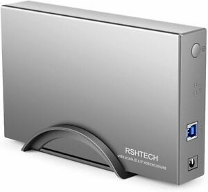 "8 TB PRO USB 3.0 External HDD Desktop Backup Drive 3.5"" PC Desktop PS4 XBOX ONE"