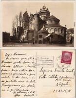 Ansichtskarte München St. Annakirche - Kinder Straßenpartie 1939