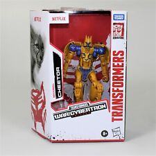 Transformers Generations War for Cybertron Deluxe Class Figure Maximal Cheetor