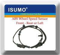 ABS Wheel Speed Sensor Front Right Holstein 2ABS1215 fits 97-04 Ford Mustang