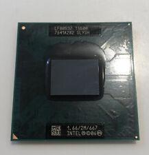 Intel SL9SH T5500 Core 2 Duo Mobile 1.66GHz/2M/667 Laptop/Notebook CPU Socket M