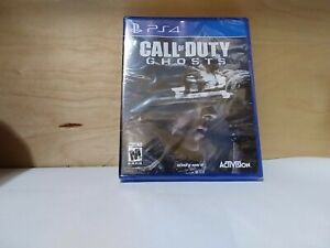 Call of Duty: Ghosts PS4 PLAYSTATION 4 SONY BONUS MAP NEW FACTORY SEALED