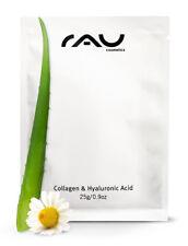 RAU Cosmetics Collagen und Hyaluronic Acid Mask Vliesmaske 1er Pack