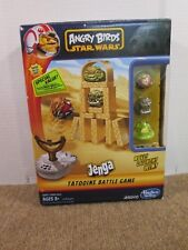 Angry Birds Star Wars Tatooine Battle Game by Hasbro 2012 Complete
