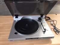 Akai AP-A201 Vintage Working Direct Drive Turntable LP Player