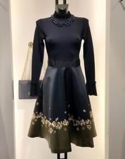 Ted Baker Lotis pearl printed full skirted midi dress £209 (TD1)