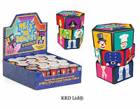 Kids Colour Dress Up Cube Twisty Puzzle Mind Game Christmas Gift Stocking Filler