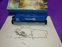 PARTS HO SCALE ATHEARN GP40-2 CONRAIL LOCOMOTIVE CASING AND PARTS SEE PICS