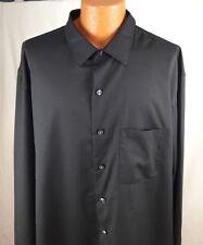 Van Heusen Big & Tall Mens LS Dress Shirt Size 2XLT 19-19 1/2