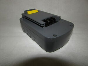 Challenge 18V Strimmer Hedge Trimmer Replacement Battery 5INCMR18/65 RF4382