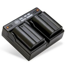 BM Premium Battery (2-Pack) and Dual Charger for Nikon EN-EL15 EN-EL15a