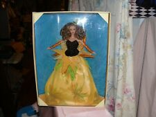 1998 NRFB Sunflower BarbieInspired by Vincent Van Gogh Painting