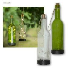 LED Solar Bottle Bottle Hanging, Hanging Lamp Flaschenlicht-Leuchte Light Chain