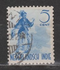 Nederlands Indie Indonesie nr 302 used Netherlands Indies 1941 Inheemse dansers
