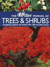 The Hillier Manual of Trees and Shrubs, , Very Good Book